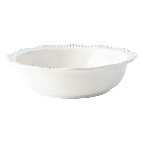 $125.00 12 Serving Bowl Indigo