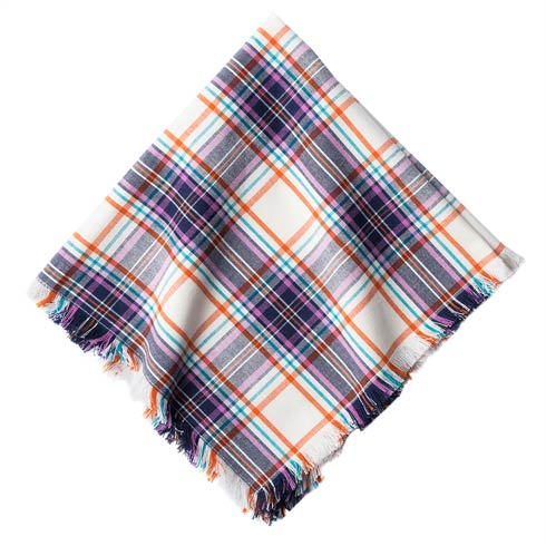 $15.00 Alpine Plaid Napkin