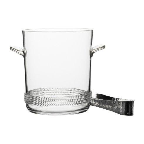 $150.00 Ice Bucket with Tongs