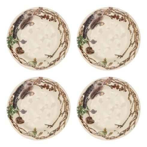 $108.00 Party Plates Set of 4