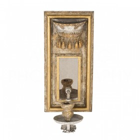 $231.00 BEVERLY CANDLE SCONCE