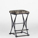 $440.00 COWHIDE SHIELDS COUNGTER STOOL