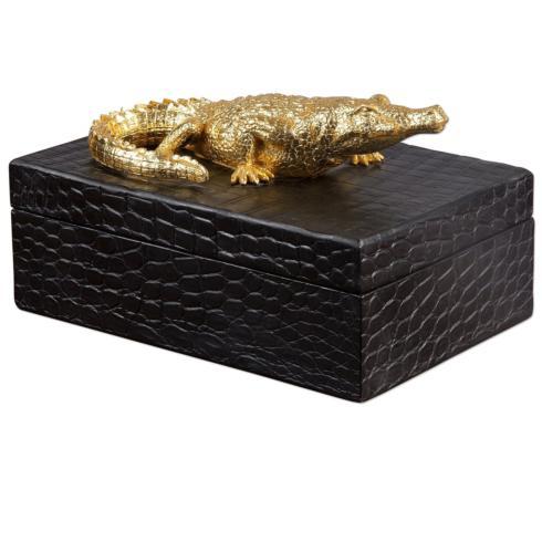 $120.00 CROCODILE BOX