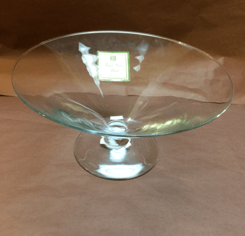 $30.00 FLARED PEDESTAL BOWL