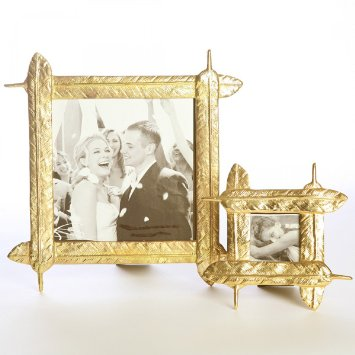 $75.00 GOLD FEATHER FRAME