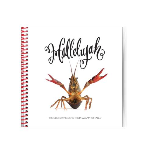$10.00 HALLELUJAH CRAWFISH COOKBOOK