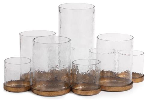 $160.00 MULTIPLE CONNECTED PILLAR CANDLE HOLDER