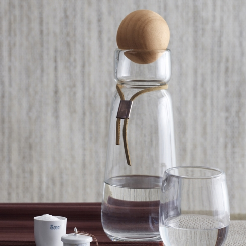 $70.00 GLASS DECANTER