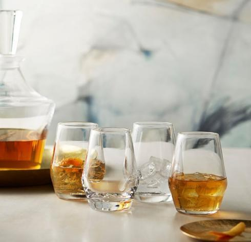 $55.00 BRISTOL WHISKEY GLASS