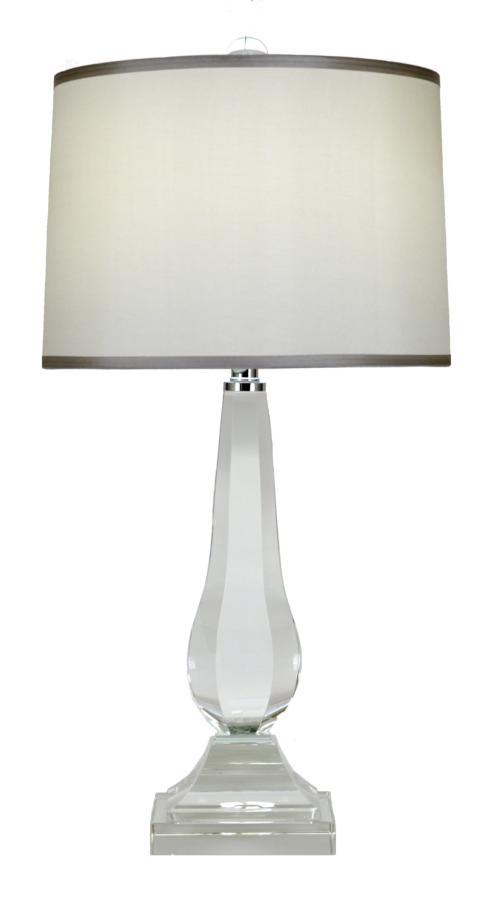 $422.00 CRYSTAL LAMP