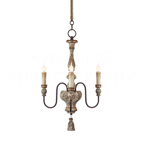 $520.00 CHARTRES CHANDELIER