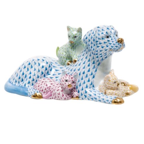 $1,125.00 Dog W/kittens