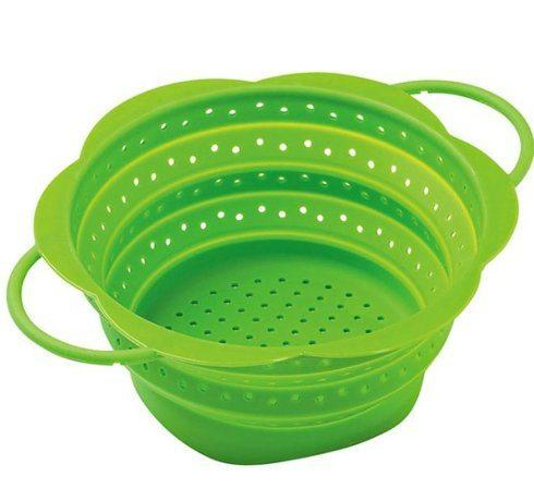$27.99 Large Collapsible Colander