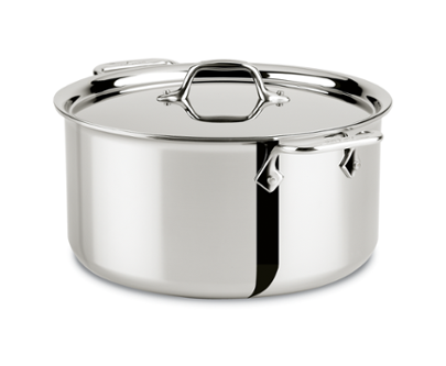 $319.99 Stainless 8 Qt. Stockpot