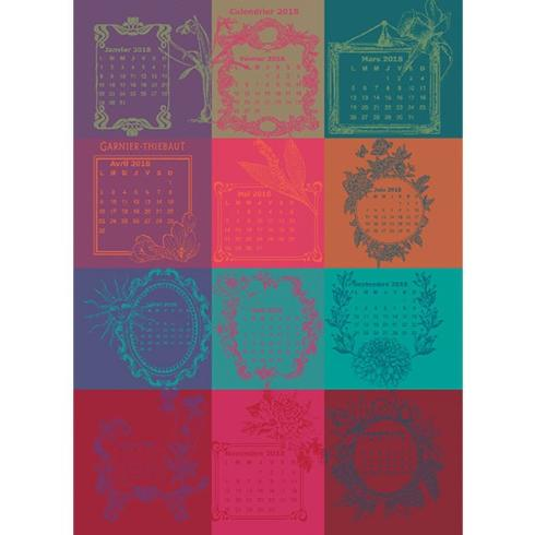 $23.00 2018 Floralies Kitchen Towel