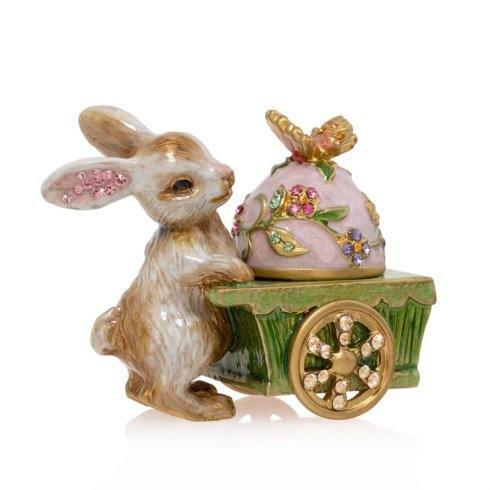 $395.00 Beatrix Bunny and Egg Box