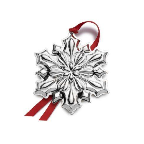 $109.99 Gorham Snowflake, 49th Edition