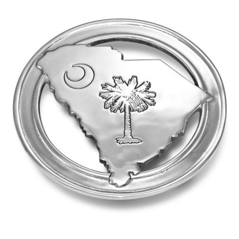 $29.99 State of South Carolina Trivet