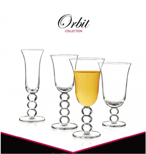 $50.00 Wine Glasses Set/4