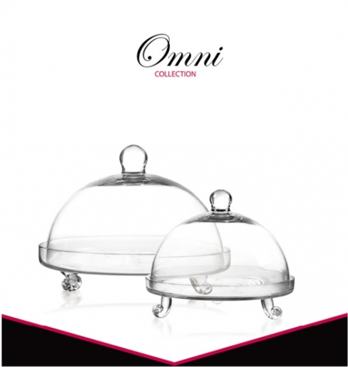 $65.00 Glass Cake Dome