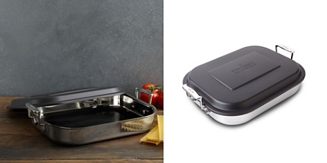 $100.00 Covered Lasagna Pan