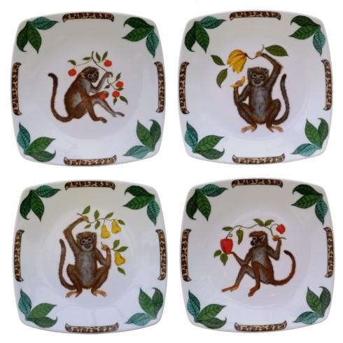$95.00 Four Friends Canapé Plates