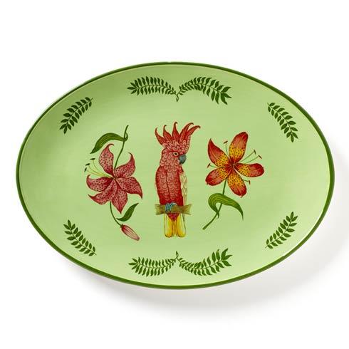 $56.00 Oval Platter