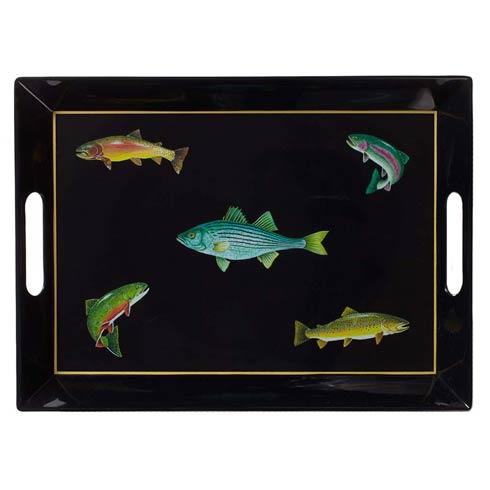 $75.00 American Waters Melamine Tray