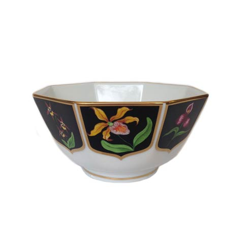 $110.00 Small Octagonal Bowl