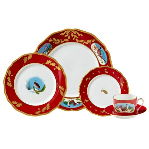 $461.00 5-Piece Place Setting
