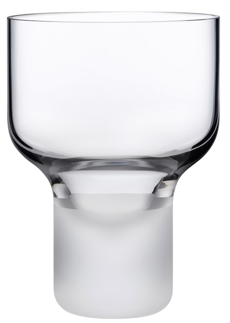 $70.00 CONTOUR GLASS S/2