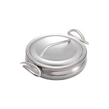 $79.00 CookServ Try Me 8-inch Sauté Pan with Lid