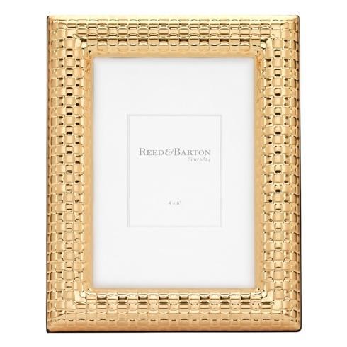 $50.00 Watchband Gold 4 x 6 Frame