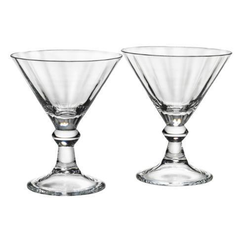 $80.00 Austin Cocktail Glass, Set of 2