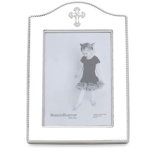 $75.00 Personalizable Cross Frame 5X7