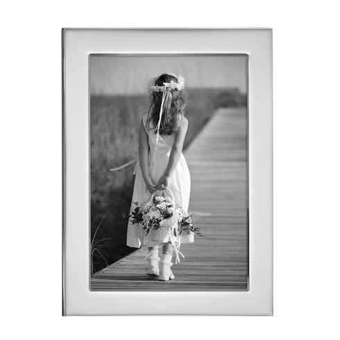 $80.00 Silver Plated Frame 5X7