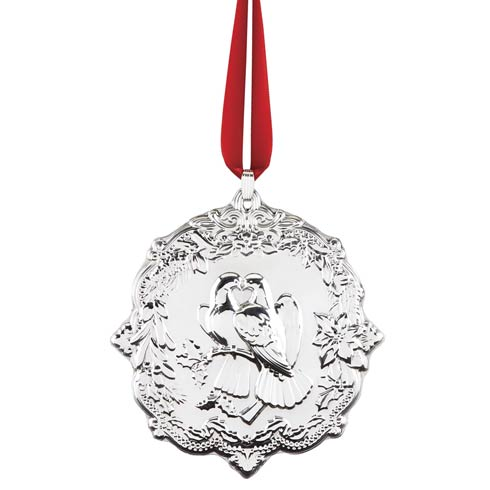 $150.00 Two Turtle Doves Ornament