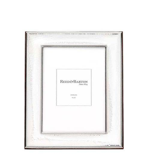 "$125.00 4 x 6"" Sterling Picture Frame"