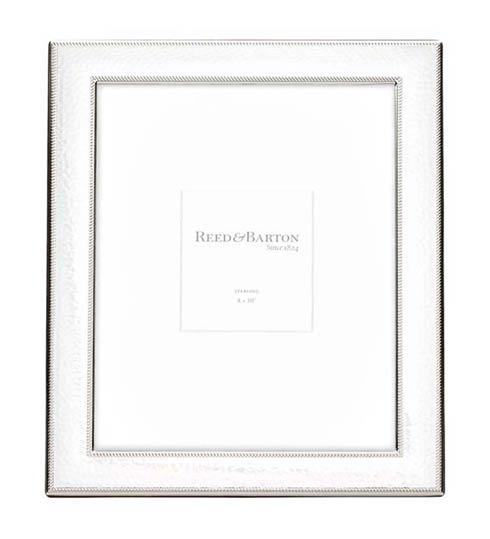 "$175.00 8 x 10"" Sterling Picture Frame"