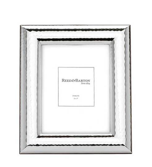 """$225.00 5 x 7"""" Sterling Picture Frame"""