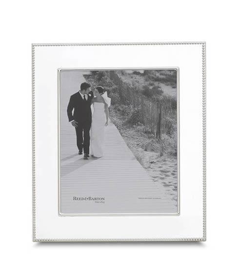 "$70.00 5 x 7"" Silverplate Frame"