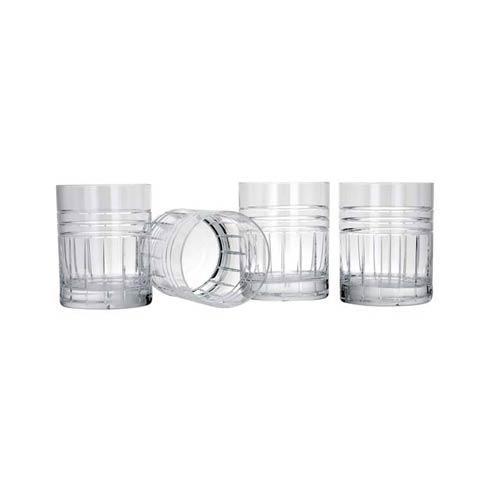 $80.00 DOF Glass, Set of 4
