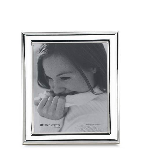 "$70.00 4 x 6"" Silverplate Frame"
