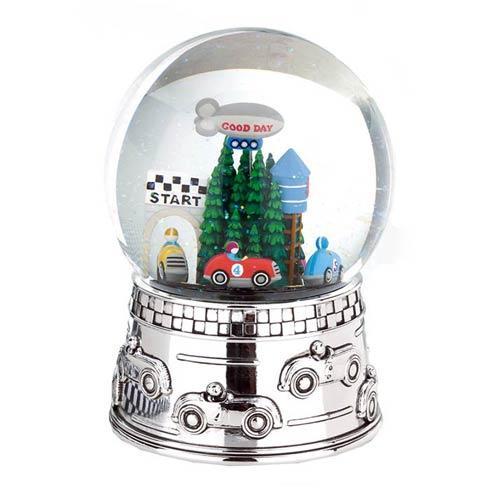 Race Car Waterglobe