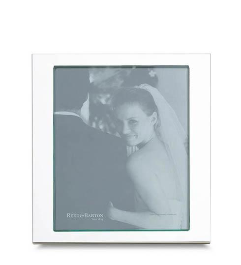 "$50.00 4 x 6"" Silverplate Frame"