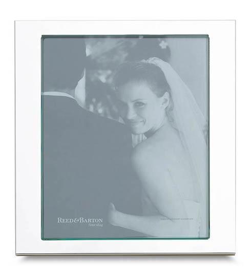 "$70.00 8 x 10"" Silverplate Frame"