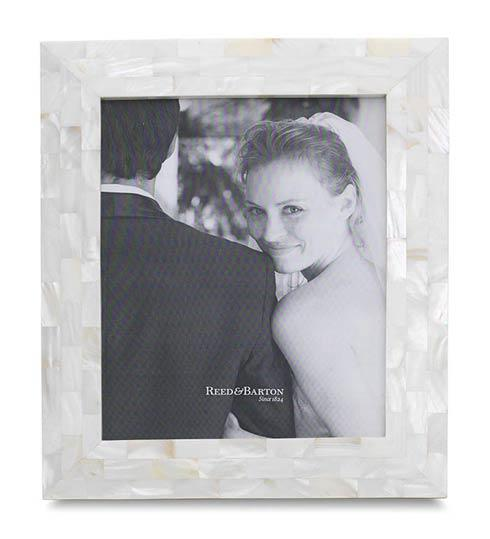 $85.00 Cabebe Shell 8x10  Picture  Frame