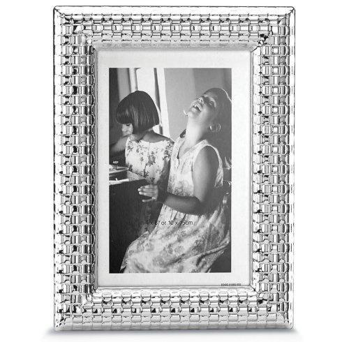 "$50.00 Silver 4"" x 6"" Photo Frame"