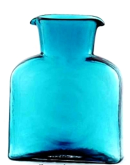 $53.00 Water Carafe Seabreeze