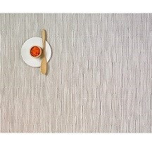 $14.50 Chilewich Bamboo Chalk Rectangle Placemat